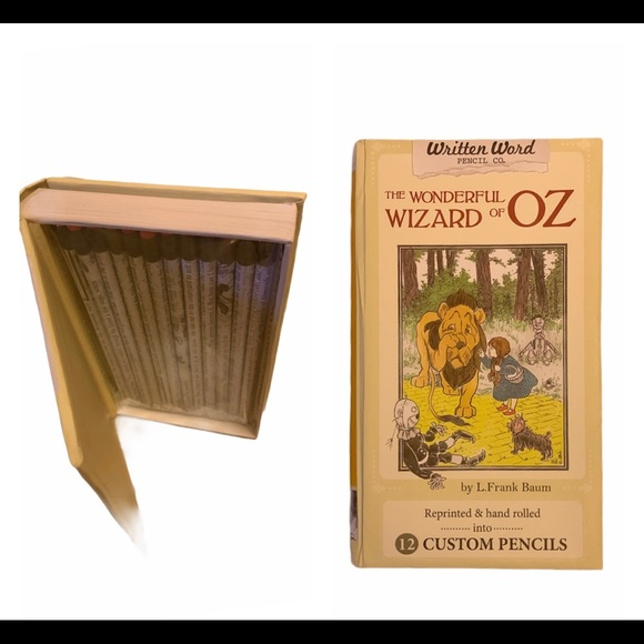 Classic Story Pencils 12 Pack Wizard Of Oz Case